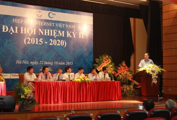 Đại hội nhiệm kỳ II (2015 – 2020)