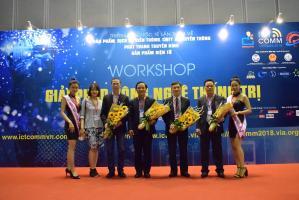 ICTCOMM2018 - WORKSHOP|GIẢI PHÁP CÔNG NGHỆ THỐNG TRỊ NĂM 2018
