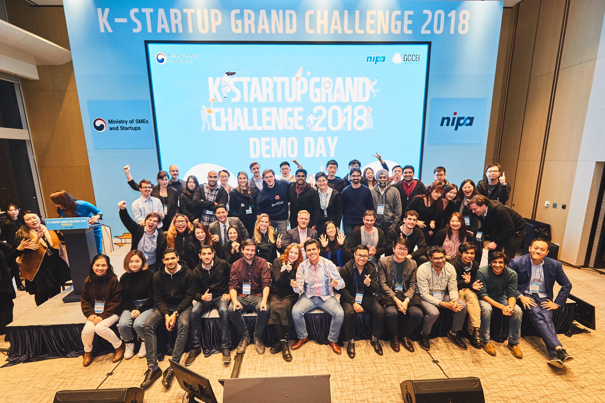 Mời đăng ký tham gia cuộc thi K-Startup Grand Challenge 2019