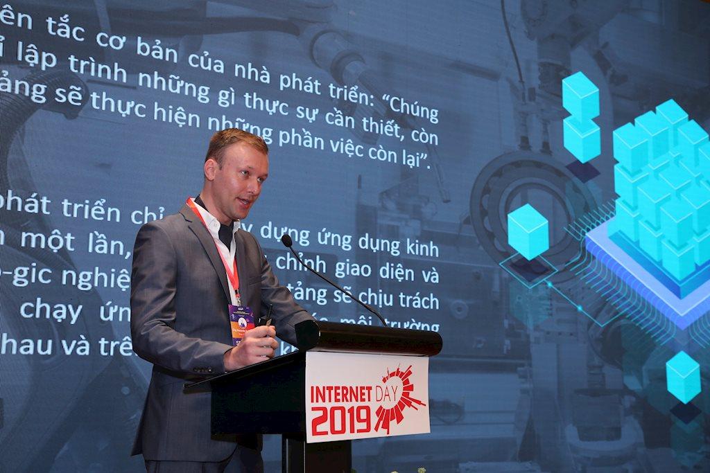 Nhà cung cấp giải pháp chuyển đổi số doanh nghiệp hàng đầu của Nga 1C gia tăng sự hiện diện tại Việt Nam