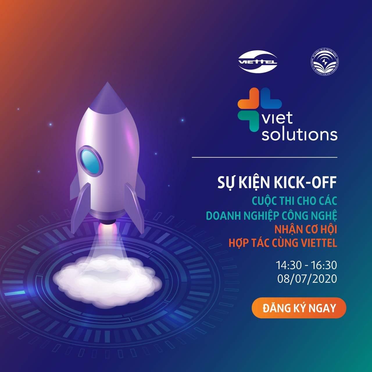 Cuộc thi Tìm kiếm Giải pháp Chuyển đổi số Quốc gia (Viet Solutions)