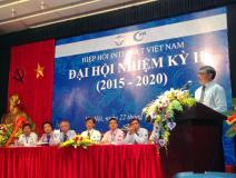 Đại hội nhiệm kỳ II (2015 – 2020) Hiệp hội Internet Việt Nam