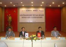 Gặp gỡ doanh nghiệp Việt Nam – Hàn Quốc