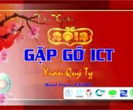 Gặp gỡ ICT 2013 – Xuân Quý Tỵ