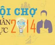 Hội chợ nhân lực 2014