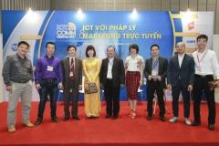 05 Doanh Nghiệp Việt Nổi Trội Trong Triển Lãm ICT COMM 2017