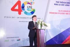 HỘI THẢO QUỐC TẾ 4G LTE 2017
