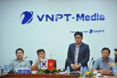 VNPT-Media gặp mặt các doanh nghiệp ICT Hàn Quốc