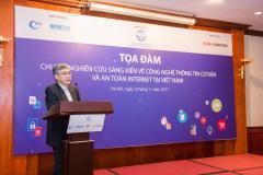 Chia sẻ Nghiên cứu sáng kiến về CNTT cơ bản  và An toàn Internet tại Việt Nam
