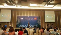 CHƯƠNG TRÌNH HỢP TÁC ICT VIỆT NAM – HÀN QUỐC NĂM 2018