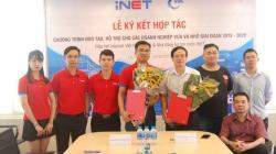Hiệp hội Internet Việt Nam và Nhà đăng ký tên miền iNET hợp tác Đào tạo, hỗ trợ các Doanh nghiệp vừa và nhỏ giai đoạn 2018 – 2020