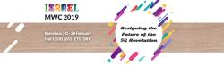 GIAN HÀNG QUỐC GIA ISRAEL tại Triển lãm Mobile World Congress 2019 | 25-28 tháng 2/2019 tại Barcelona
