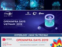 HYPERLOGY – Nhà tài trợ Bạc OPENINFRA DAYS 2019