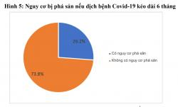 Ảnh hưởng của dịch Covid-19 đối với hoạt động sản xuất, kinh doanh của doanh nghiệp