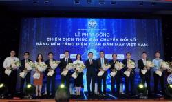 """iNET đồng hành cùng """"Chiến dịch thúc đẩy chuyển đổi số bằng công nghệ điện toán đám mây Việt Nam"""""""