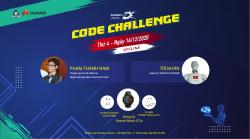 Cuộc thi Code Challenge trong khuôn khổ Internet Day 2020