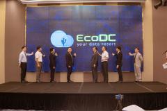 Lễ công bố trung tâm Dữ liệu ECODC